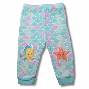 10/$20 Disney Baby Little Mermaid PJ Bottoms